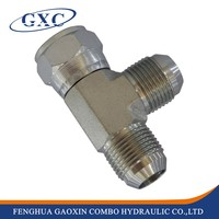 JIC Thread Male Hydraulic Pipe Adapter