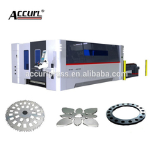 auto feeding pipe metal tube laser cutting machine