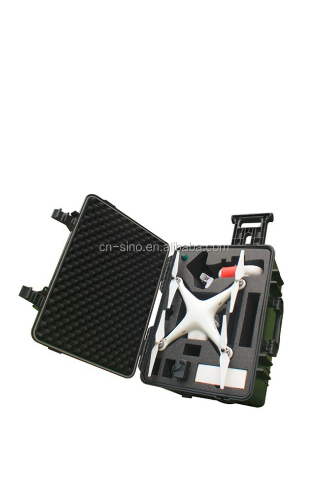 Hard Waterproof Shockproof Case for NEW DJI Phantom 3 Professional or Advanced