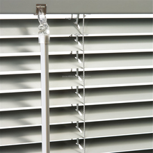 Factory supply 0.18mm,0.21mm,0.23mm thickness aluminum slats for Venetian Blinds