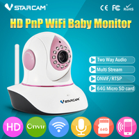 Baby Monitor wifi ip camaras de seguridad security camera ip video camera