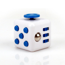 Fidget Cube a vinyl desk toy relieves stress 2017 New Fidget Magic Cube focus toy for children and adult gift toy for kids