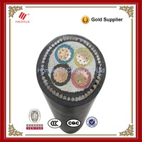 No.1954 - High quality low voltage copper core XLPE insulated competitive price electric cable 35mm2