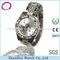 2013 diamonds mosaiced trendy quartz men watch women watch widely used vogue China cheap price low watch