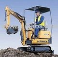 Hanix Mini Excavators