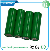 4.8V 2000mAh Air Condition Suit NiMH Battery Pack
