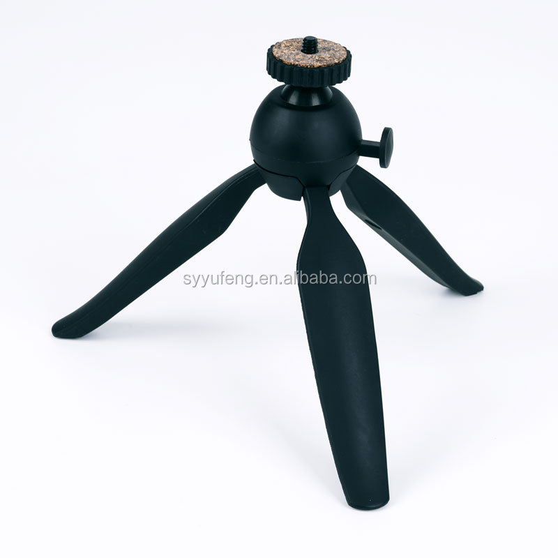 Green.L Hot Selling Strong Flexible Table Stand Smartphone Mini Tripod