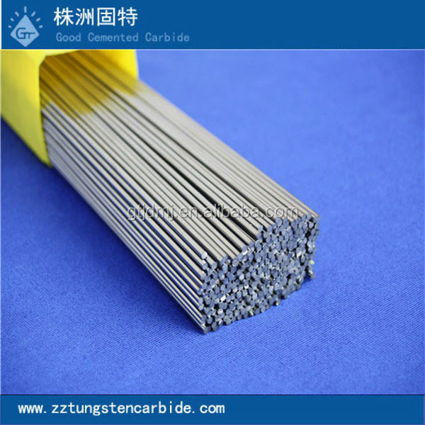 Sintered polished tungsten carbide rod,quality products k10 k20 tungsten carbide rods blanks,solid tungsten carbide welding rods