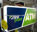 build up acrylic signage