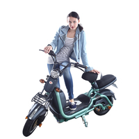 40km/h Small Electric Motorbike with Two Seats