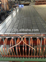 FRP grating mould with standard size 1220X3660X38mm