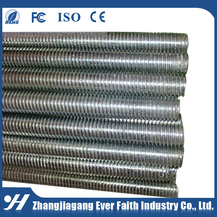 High Quality China Manufacturer Durable Threaded Rods 50Mm