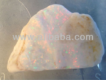 70 ct Top Quality Precious Australia Opal Rough with clear huge colour Bar