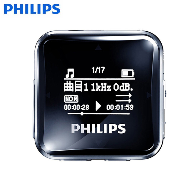 PHILIPS Voice Record Function Music Player with Free Download Http Mp3 Zing