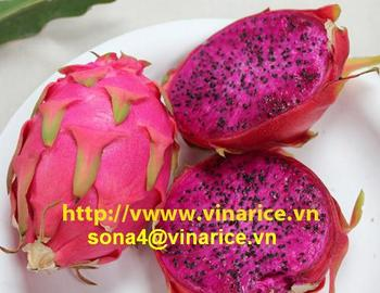 how to choose red flesh dragon fruit
