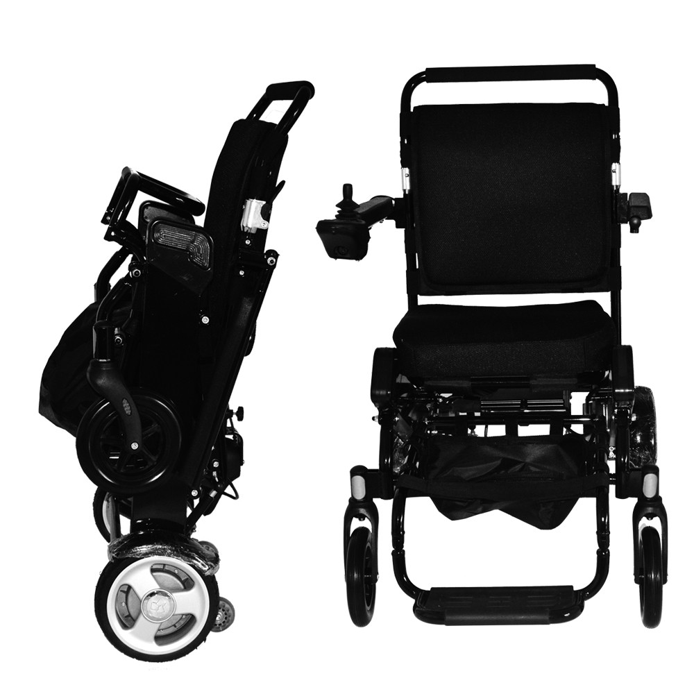 High quality motorized electric wheelchair conversion kit