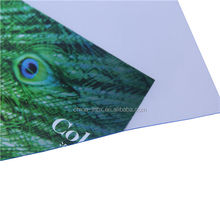 China supplier infusion bags super clear environmental pvc film