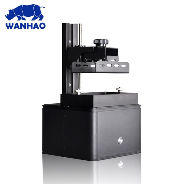 WANHAO 2017 NEW PRODUCT DLP UV RESIN3D PRINTER COMING TO PUBLIC SALE!
