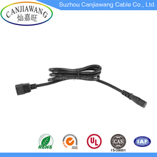 VDE Standard IEC C13 to IEC C14 Power Cords for Rice Cooker