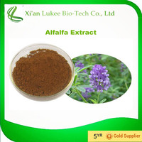 Pure Plant Extract Powder Bulk Alfalfa