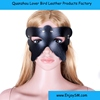 Black PU Leather Bondage Spider Eye Mask for Adult Game Blindfold Blind Sex Restraints Toys Sexy for Sex Game Female Product