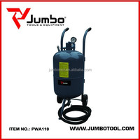 OEM 10 Gallon Automatic Industrial Portable Sandblast Tank