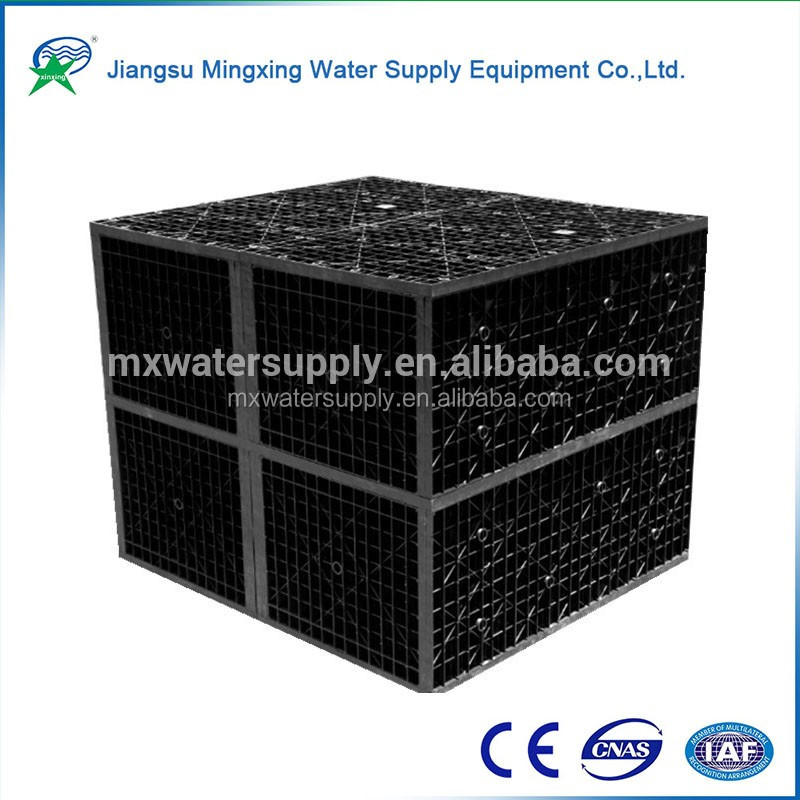 Latest made in China thermal insulation underground rainwater tanks