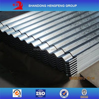 Galvanized Building Materials Roof Tiles