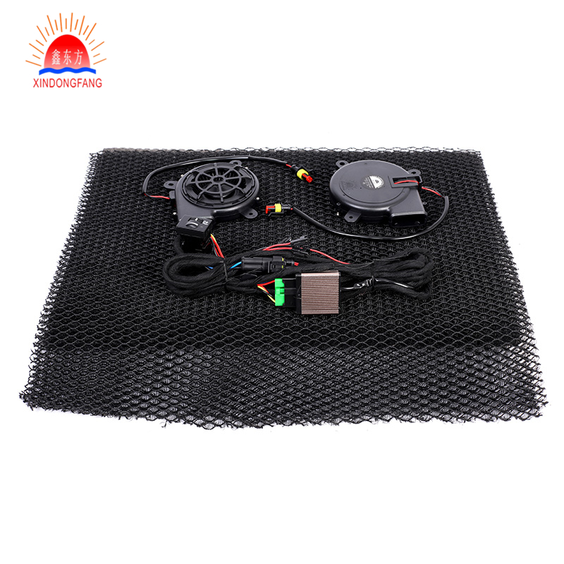 car cool seat with fans cooling system
