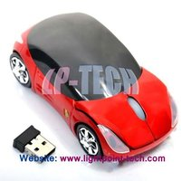 Car style comfortable hand touch Latest Funny computer mouse