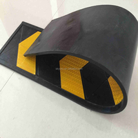 Reflective Wall Protector Wall Guard Underground Parking Rubber Wall Protector