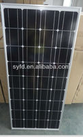 Chinese High Efficiency 185W solar module for solar system with TUV IEC CE and ROHS