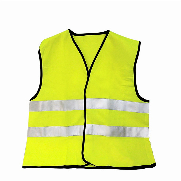 Cheap Price Custom Red Safety Vest Reflective