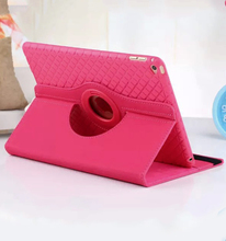 Alibaba Hot seller 360 degree Rotation Leather Back Case For ipad pro case