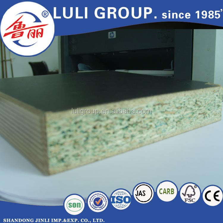 moisture-resistant white melamine laminated particle boards/chipboards