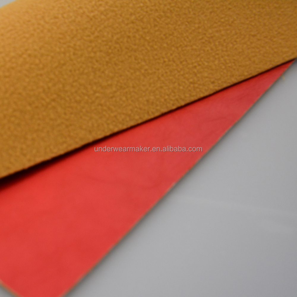 wholesale polyurethane fabric pu leather material for bags