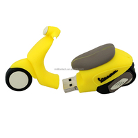 2015 hottest selling Wholesale 3D Motorcycle Style Best Price Bulk 1gb Usb Flash Drives,Cheap Usb Memory