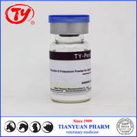 Dry Powder Injection Penicillin G Potassium Powder for Injection Medicine Exports from China