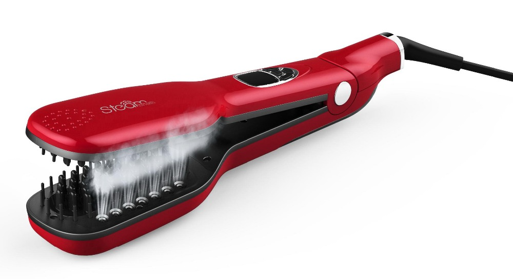 PROFESSIONAL STEAMPOD HAIR STRAIGHTENER