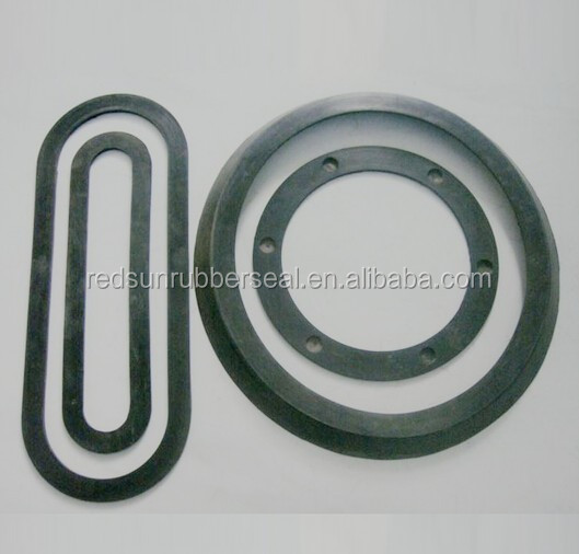 Customized Shape Colours OEM Silicone Rubber Gasket O-ring Sealing Cap