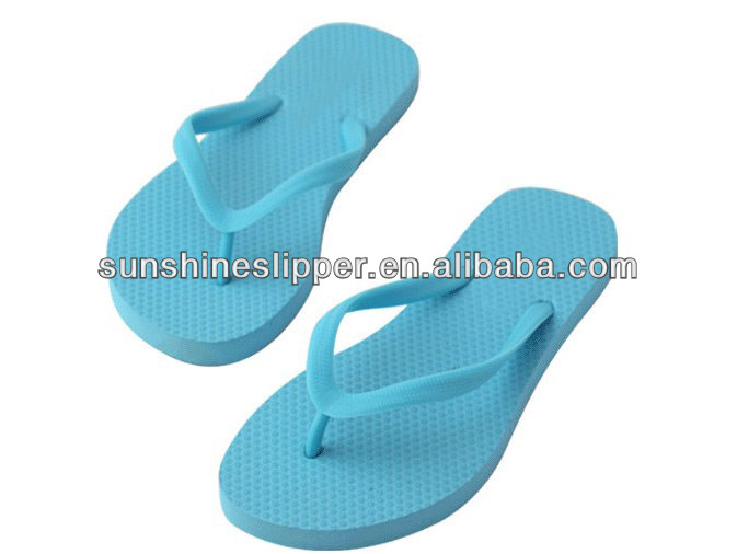 2014 new sample of rubber summer flip flops