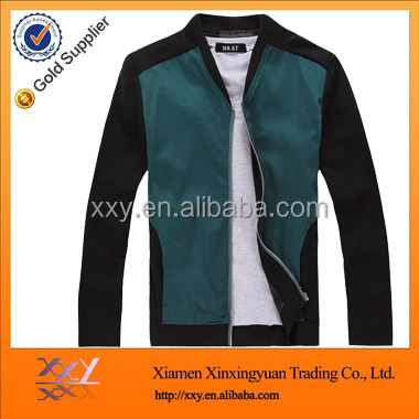 New Fashion Cheap Pakistan Leather Jacket for Man