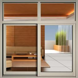 Aluminum Alloy Frame Material and Door & Window Frames Type garden windows lowes