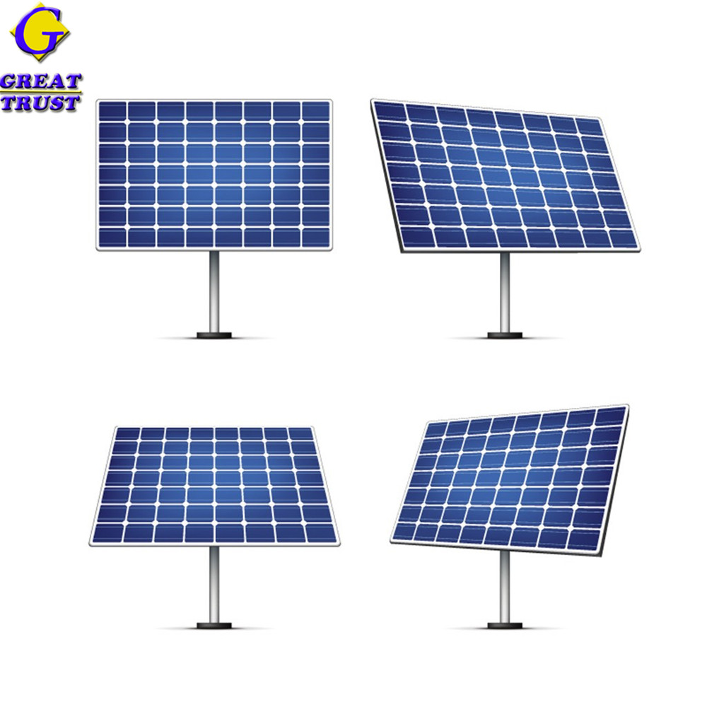 high efficiency professional solar panel price 1kw in india with CE certificate