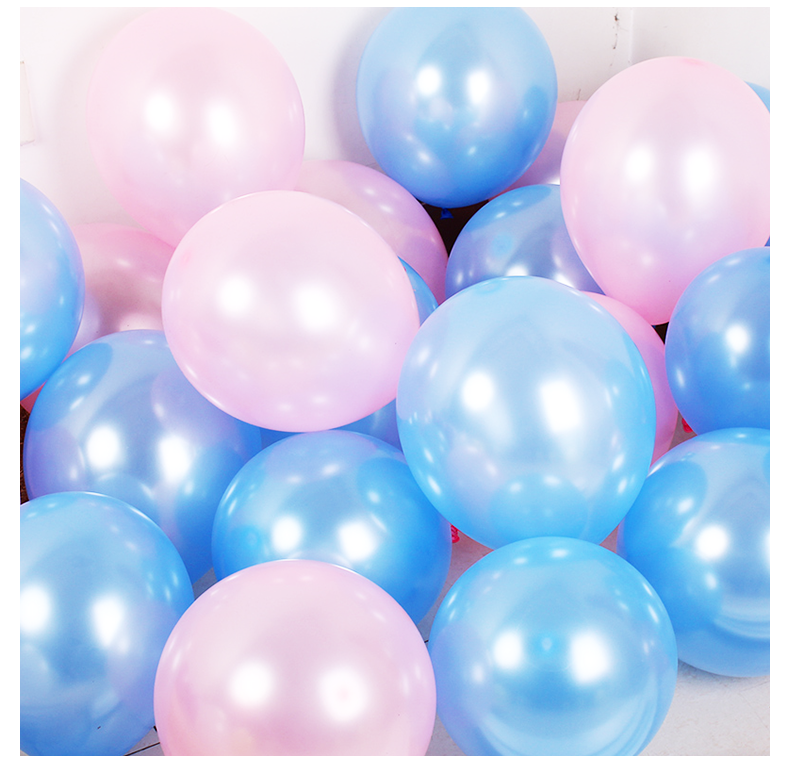 Hotsale high quality latex pearl balloon for advertising