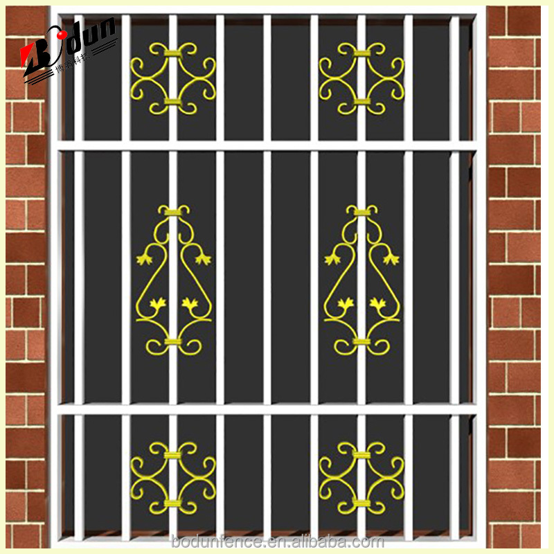 Design window iron grills pictures for house