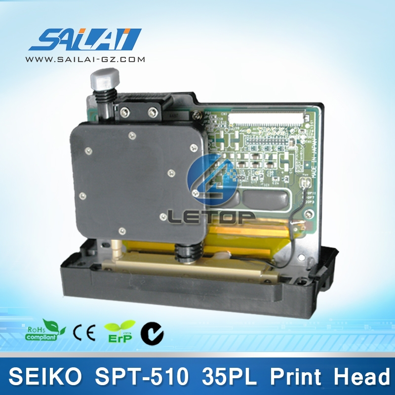 Letop SPT-510 35PL solvent printhead for infiniti inkjet printer