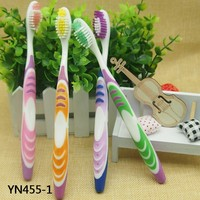beauty products best selling home using colorful toothbrush for adult made in china