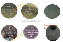 3V LIMO2 CR2032 CR2450 CR1220 CR2477 CR2430 Button Cell lithium battery
