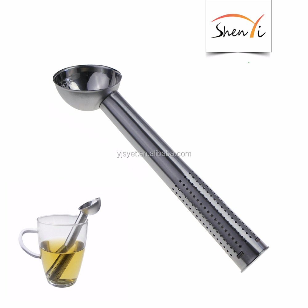 Stainless Steel Tea Infuser with scoop